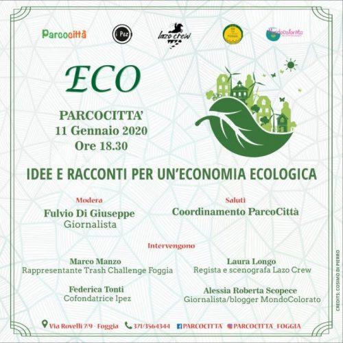 Eco – idee e racconti per un'economia ecologica
