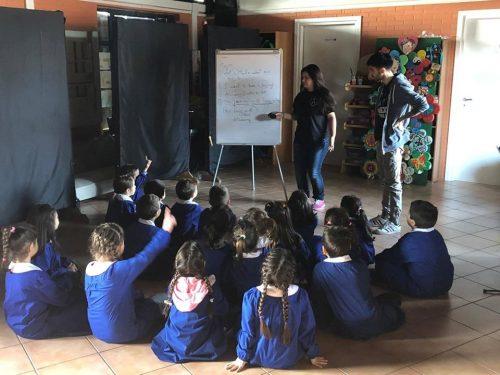 Settimana dei Diritti, i bambini della Livio Tempesta di Foggia impegnati in laboratori creativi a Parcocittà