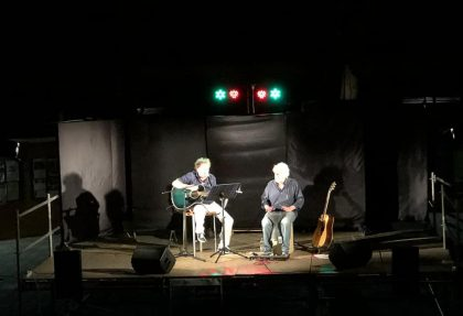 """""""Ti racconto una canzone"""", Domenico Lamarca si esibisce nell'anfiteatro di Parcocittà"""