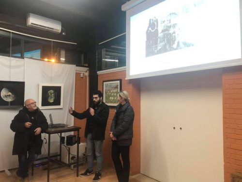 """""""Arte senza confini"""", la bipersonale di Gheorghita Ouatu e Michele Affatato"""