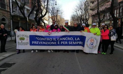 Giornata mondiale contro il cancro, torna la Camminata dei Runners