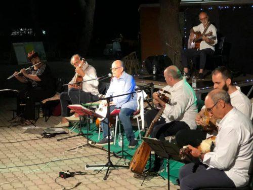 """Così cantava Napoli"", Mario Salvatore a Parcocittà"