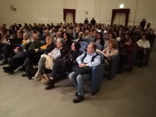 """Settimana dei Diritti, a Santa Chiara va in scena """"Ni Una Mas"""""""
