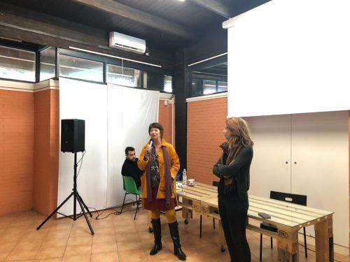 Settimana dei Diritti, gli alunni dell'ITE Blaise Pascal di Foggia incontrano Donatella Caione