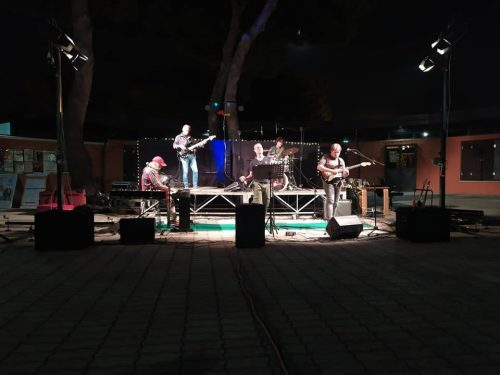 The Scream Rock Band, la grande musica a Parcocittà