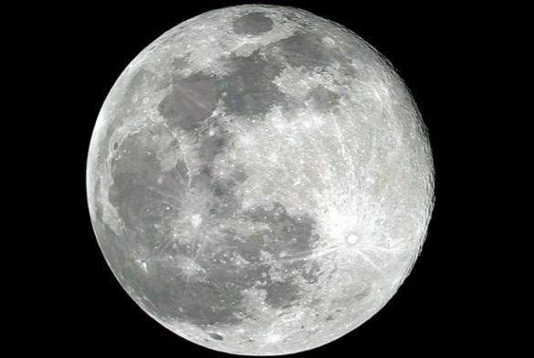 """Il fascino della """"sorella"""" Luna"""