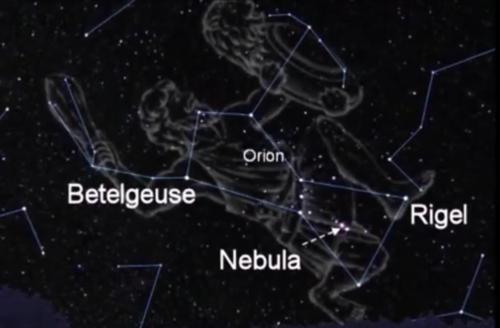 """G.A.D. e Parcocittà ci portano """"dentro"""" la costellazione di Orione"""